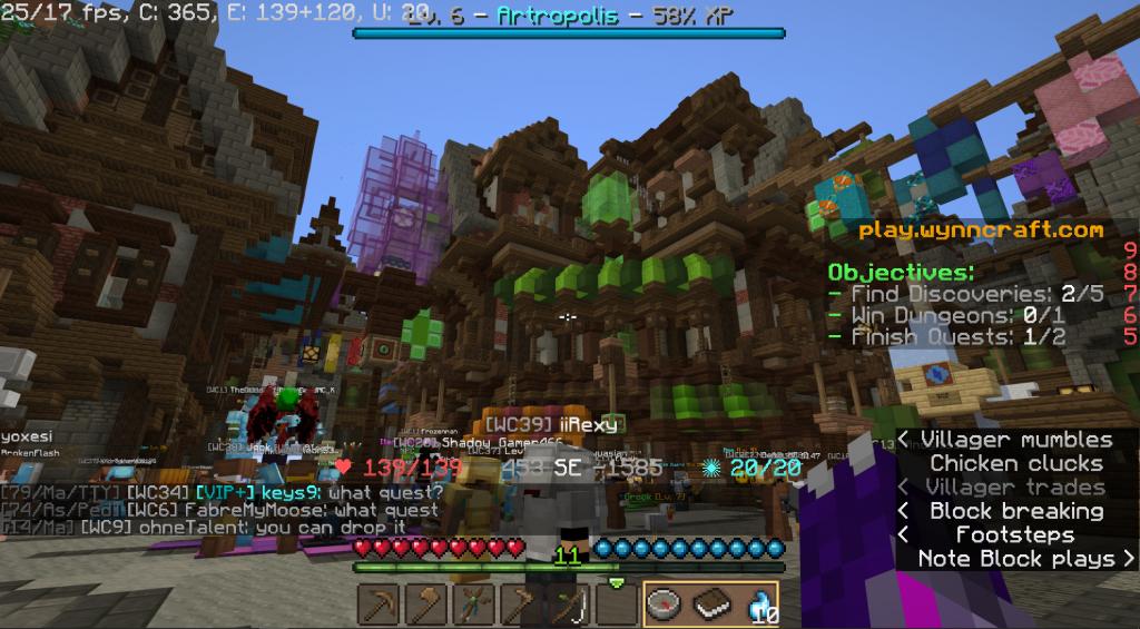 Minecraft 4 (wynn)