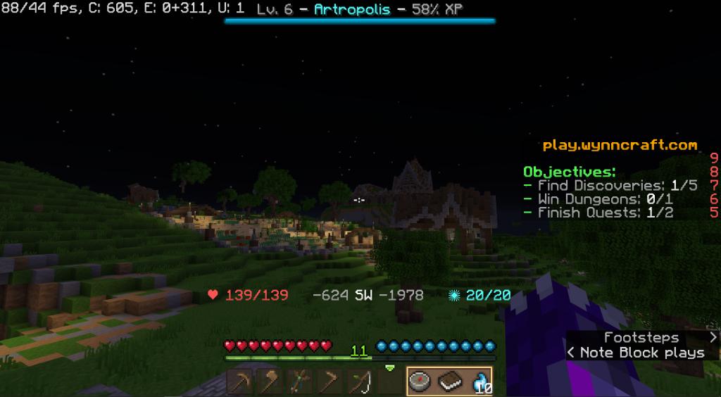 minecraft 3 (wynn)